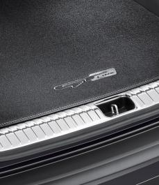 Накладка на облицювання багажника Sportage QL